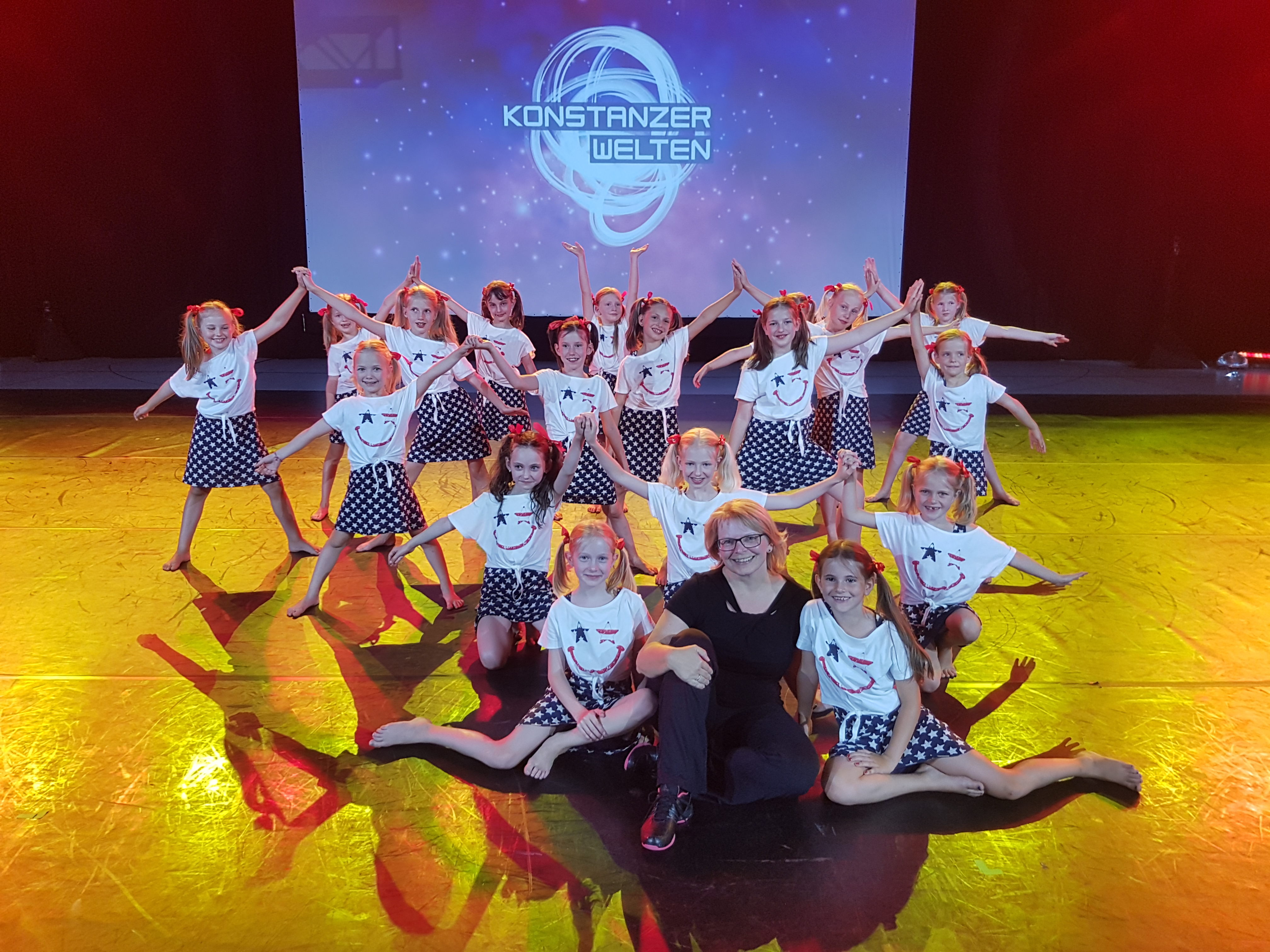Showtanzgruppe TSV Dettingen-Wallhausen